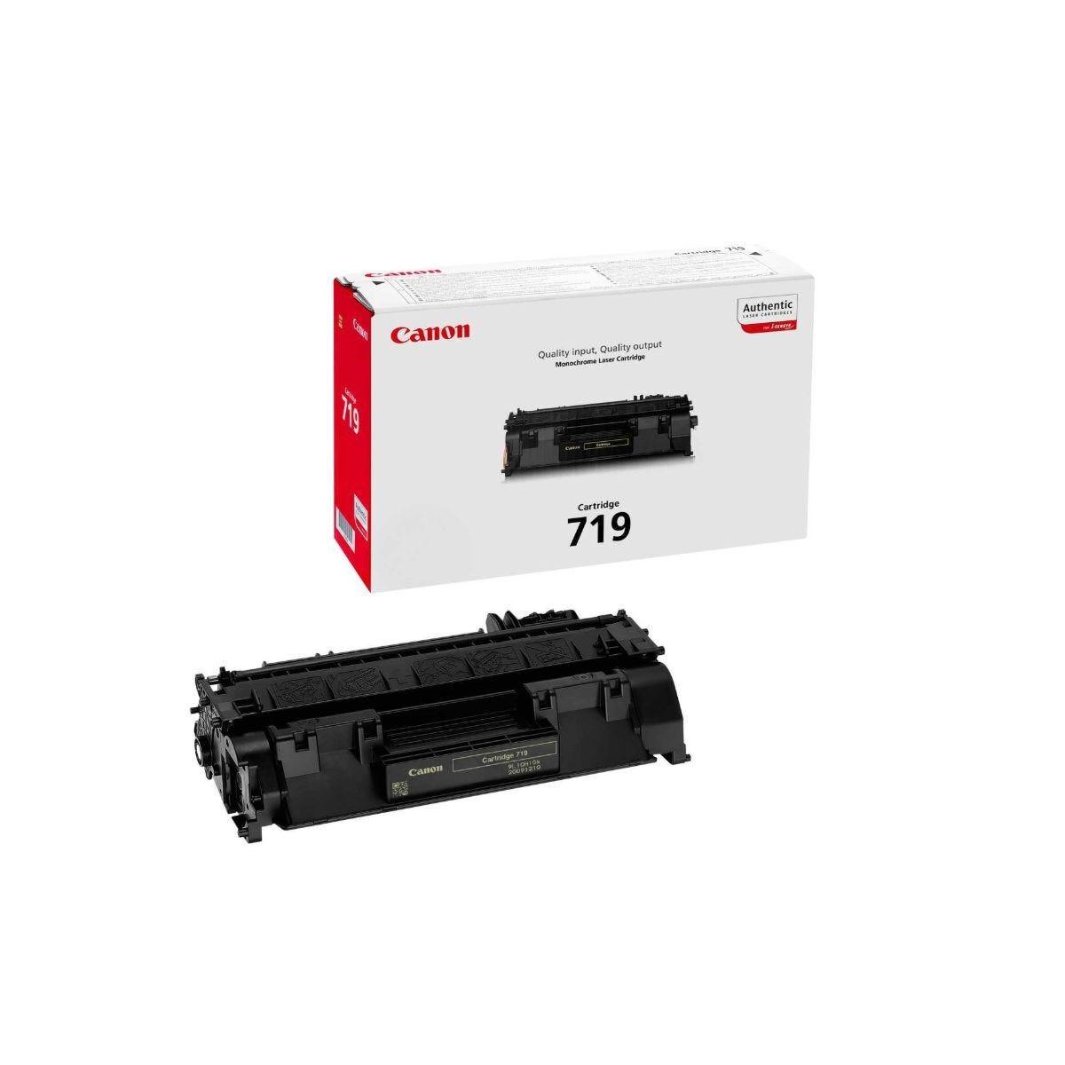 Canon 719 Printer Ink Toner Cartridge 3479B002AA
