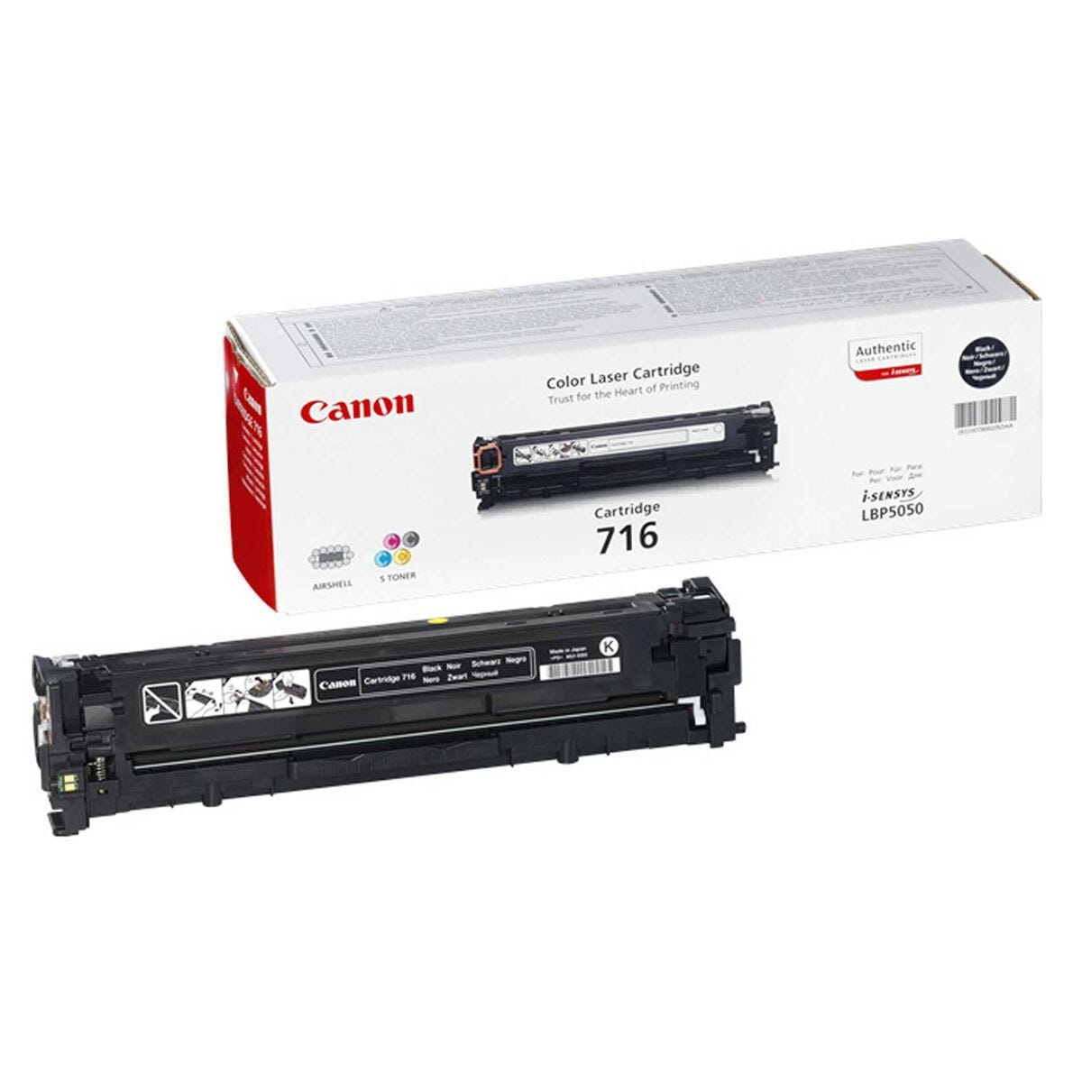Canon CRG 716 Ink Printer Toner Cartridge 1980B002