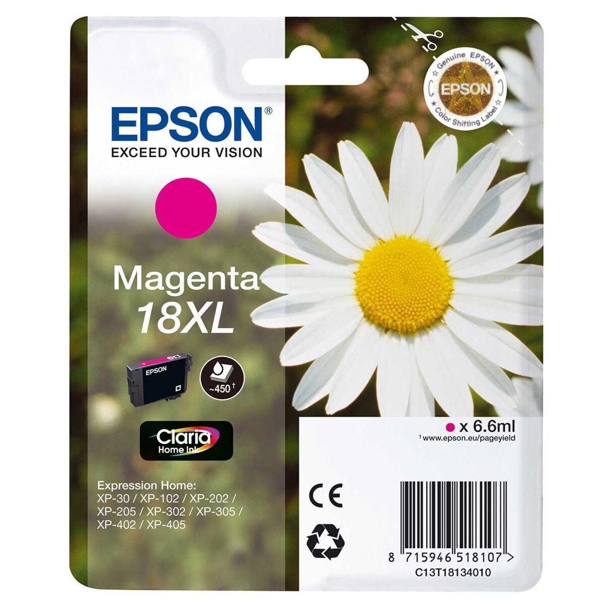 Epson Daisy XL Ink Cartridge C13T18134010