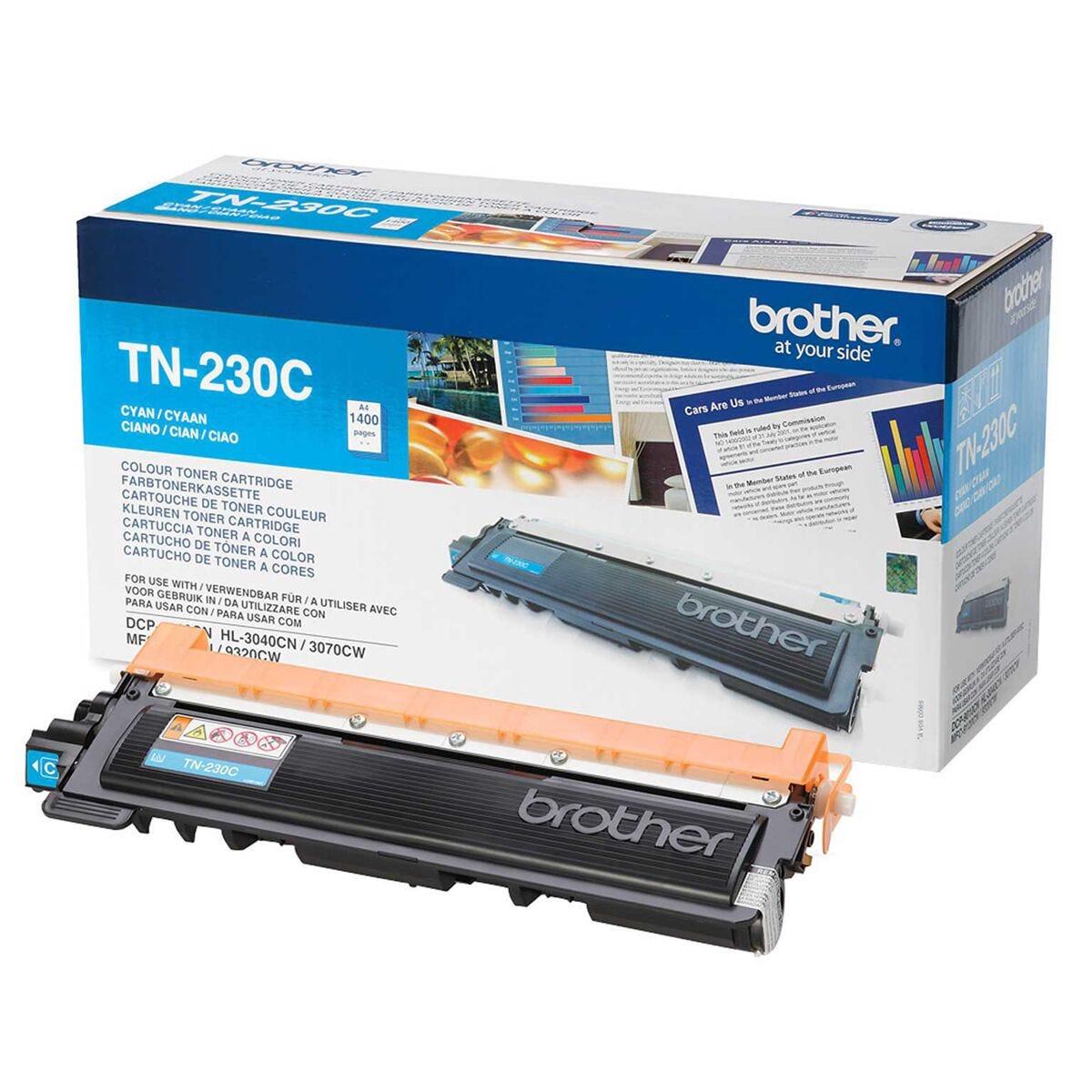 Brother TN 230 Printer Ink Toner Cartridge
