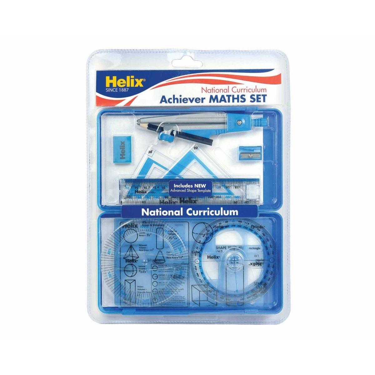 Helix Achiever Maths Set
