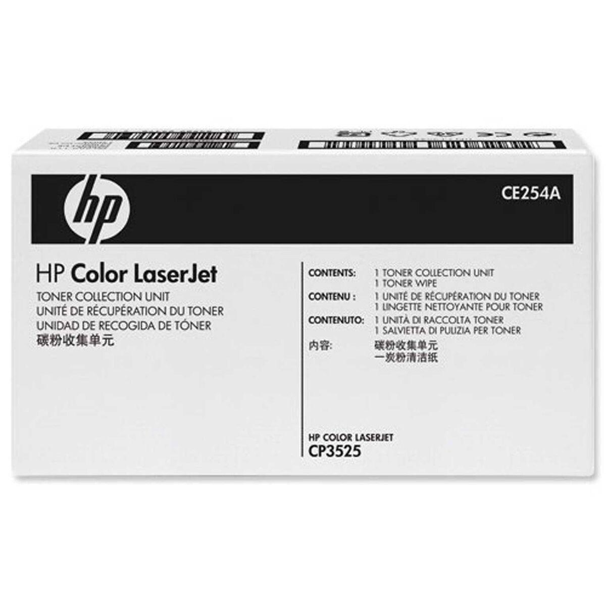 HP Toner Collection Unit CE254A