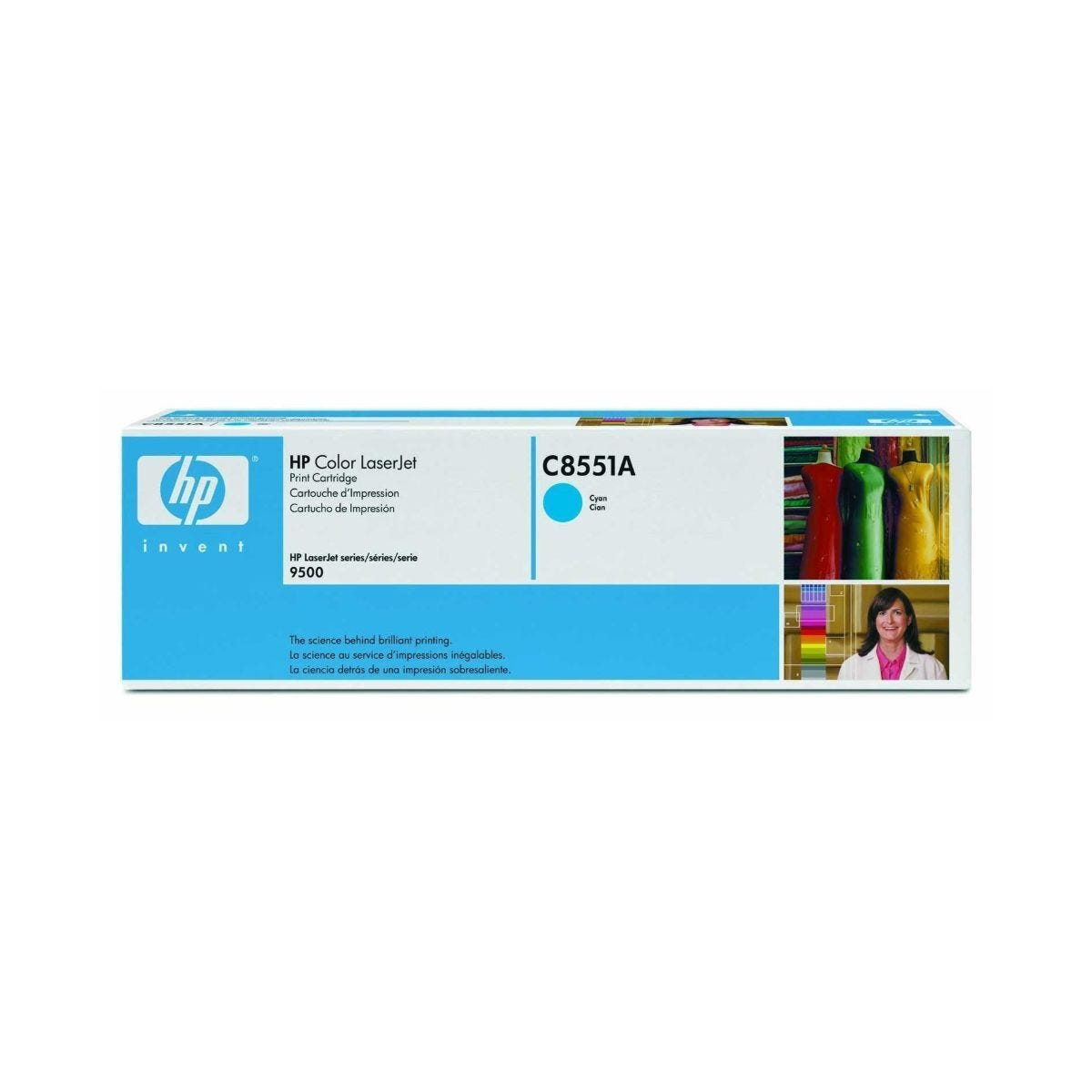 HP C8551A Laserjet Ink Toner Cartridge