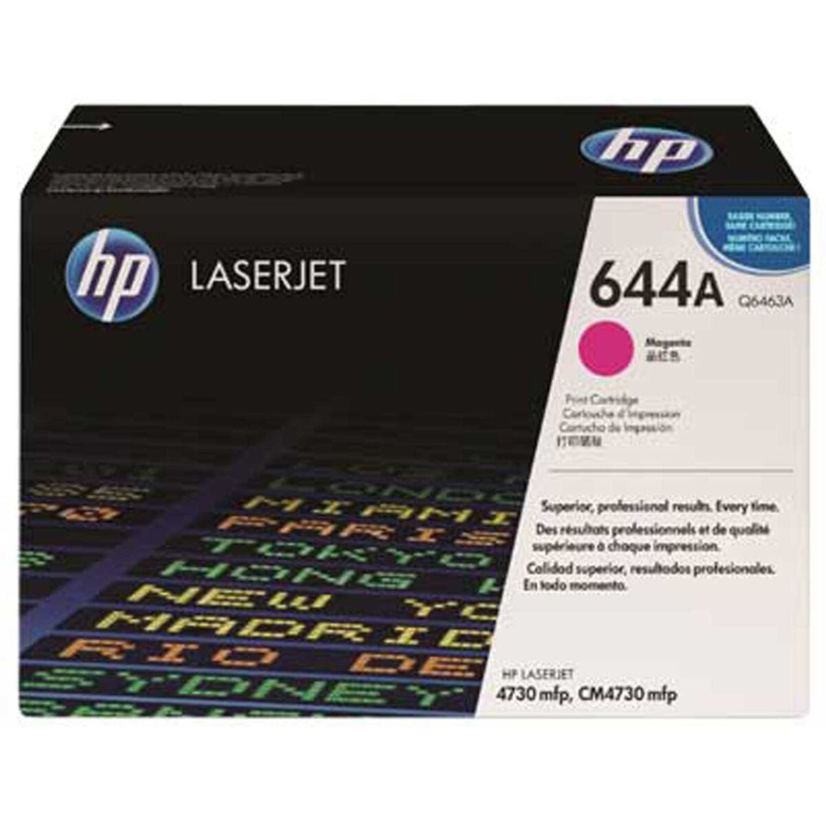 HP Q6463A Colour Laser Printer Ink Toner Cartridge