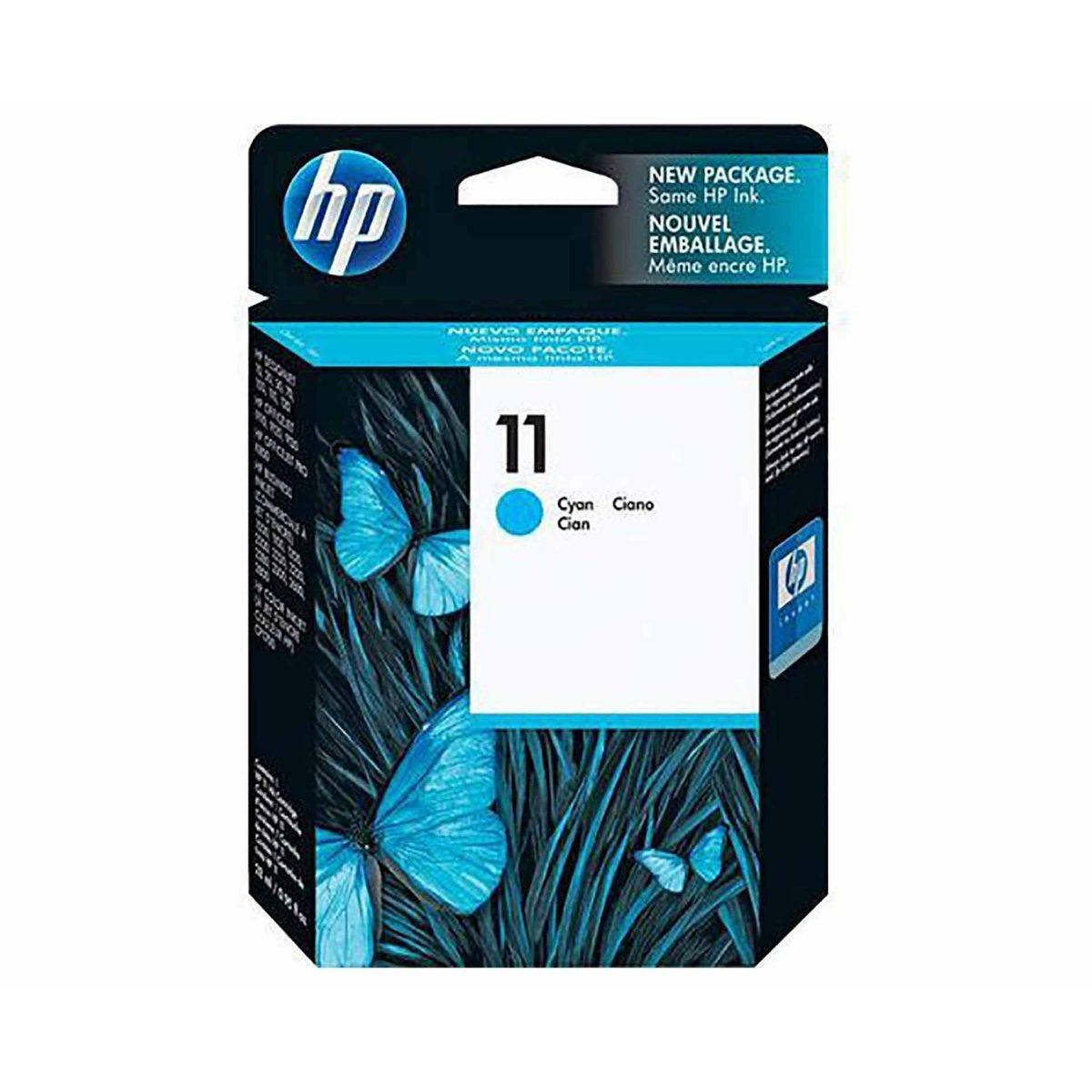 HP 11 Colour Ink Cartridge