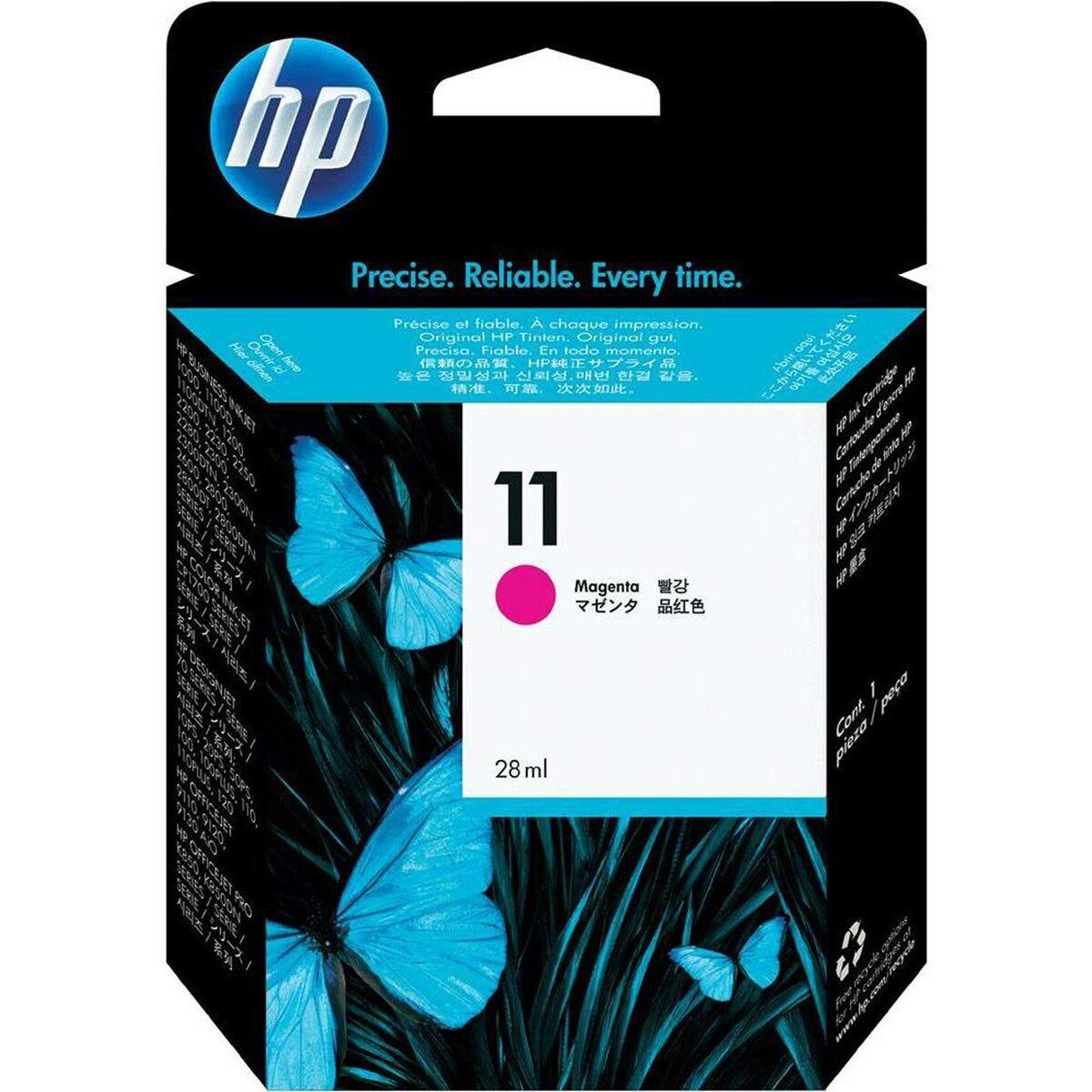 HP 11 Colour Ink Cartridge C4837A