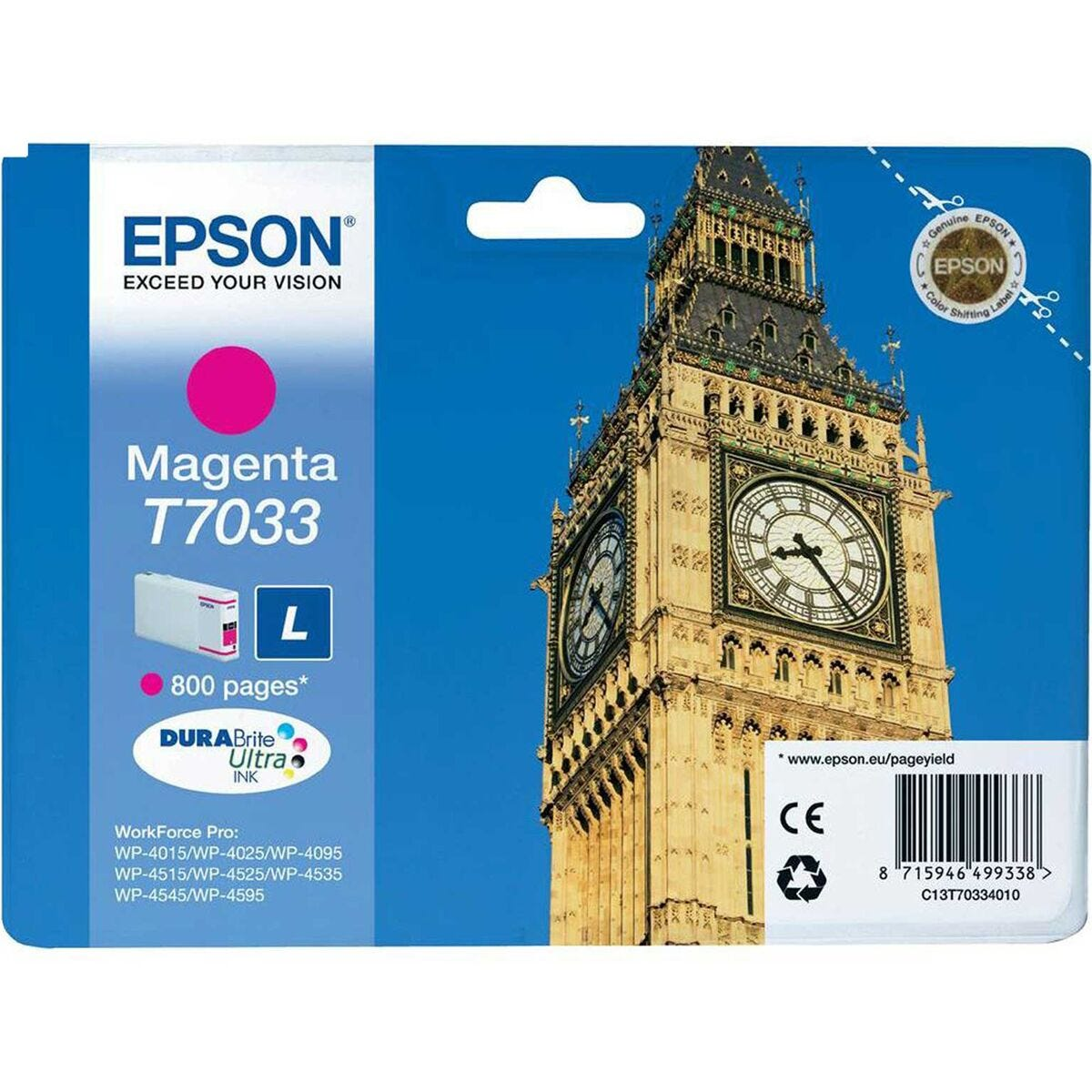 Epson T7033 Ink Cartridge