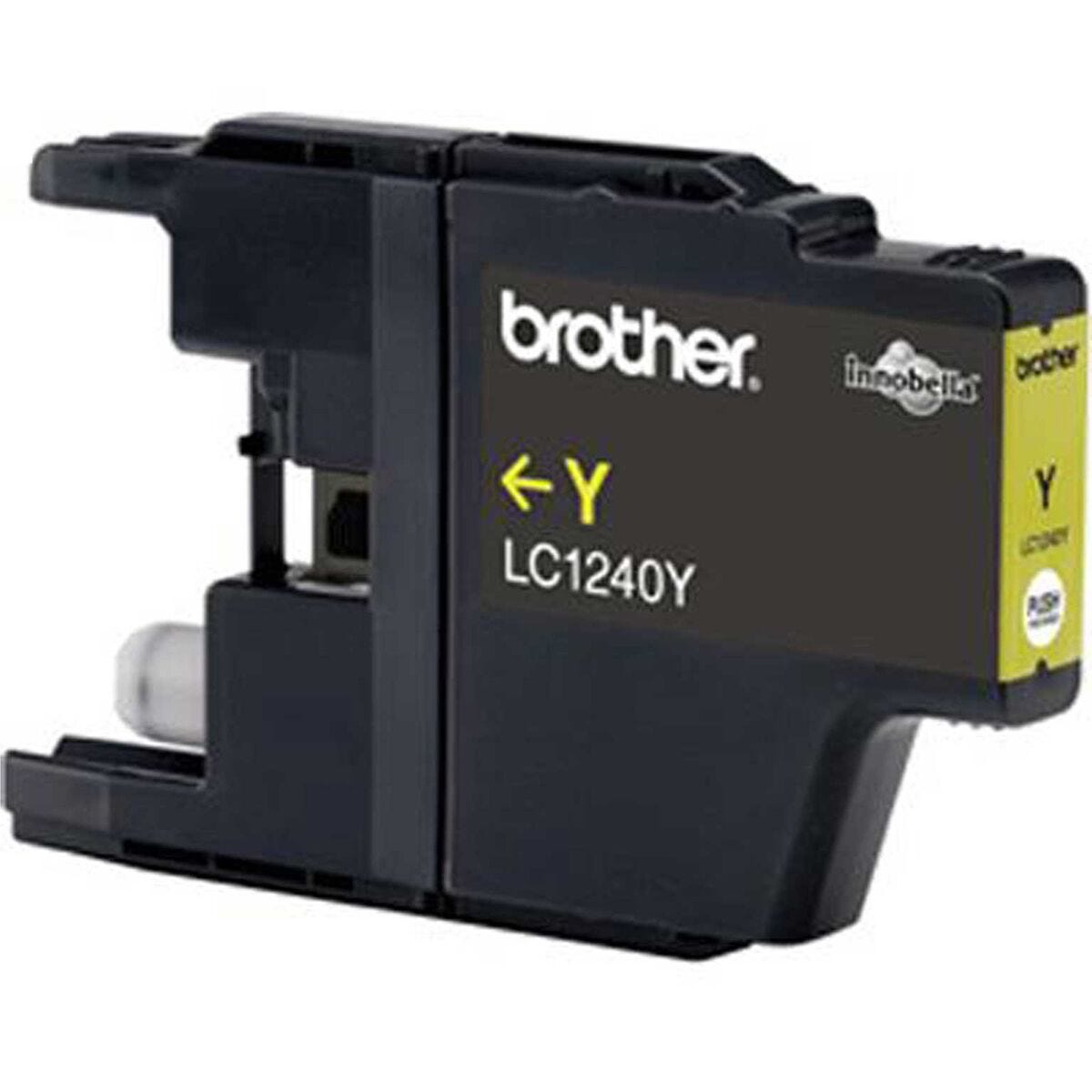 Brother LC1240Y Ink Cartridge