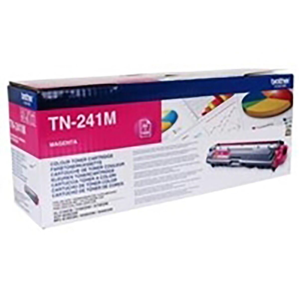 Brother TN241 Colour Laser Toner Cartridge Magenta