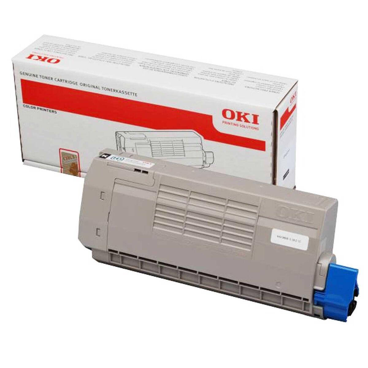 Oki 44318608 Printer Ink Toner Catridge