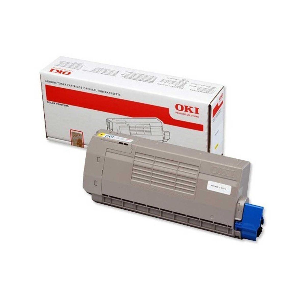 Oki 44318605 Printer Ink Toner Cartridge