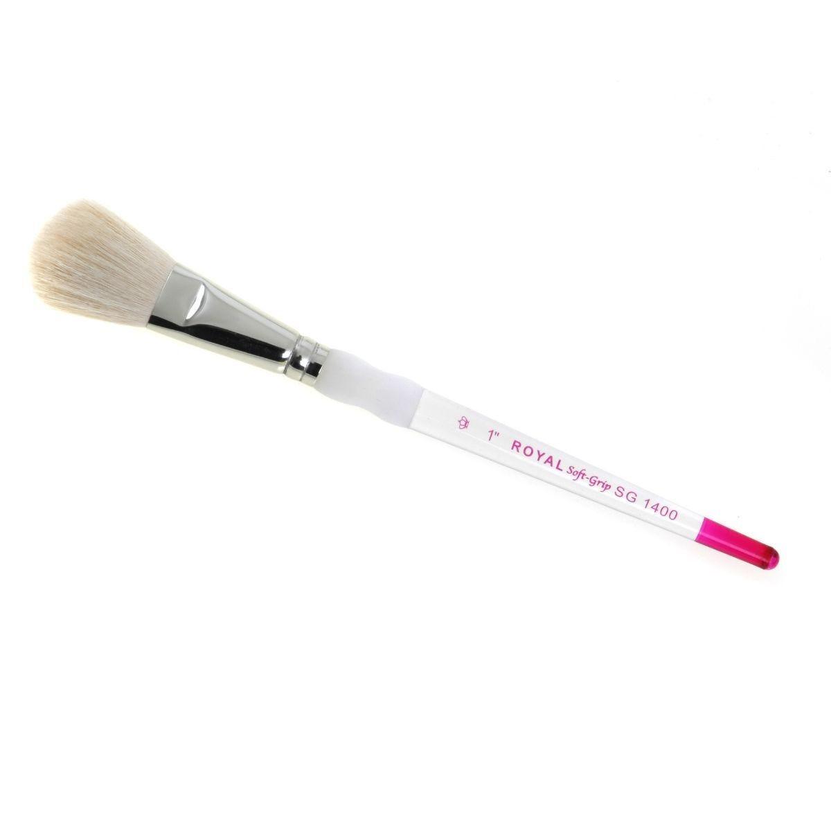 Royal & Langnickel Paint Brush Soft Grip Blending Nylon