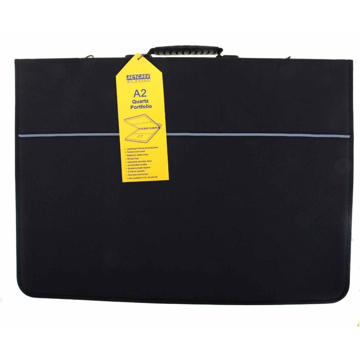 Mapac Quartz Portfolio A2 Black