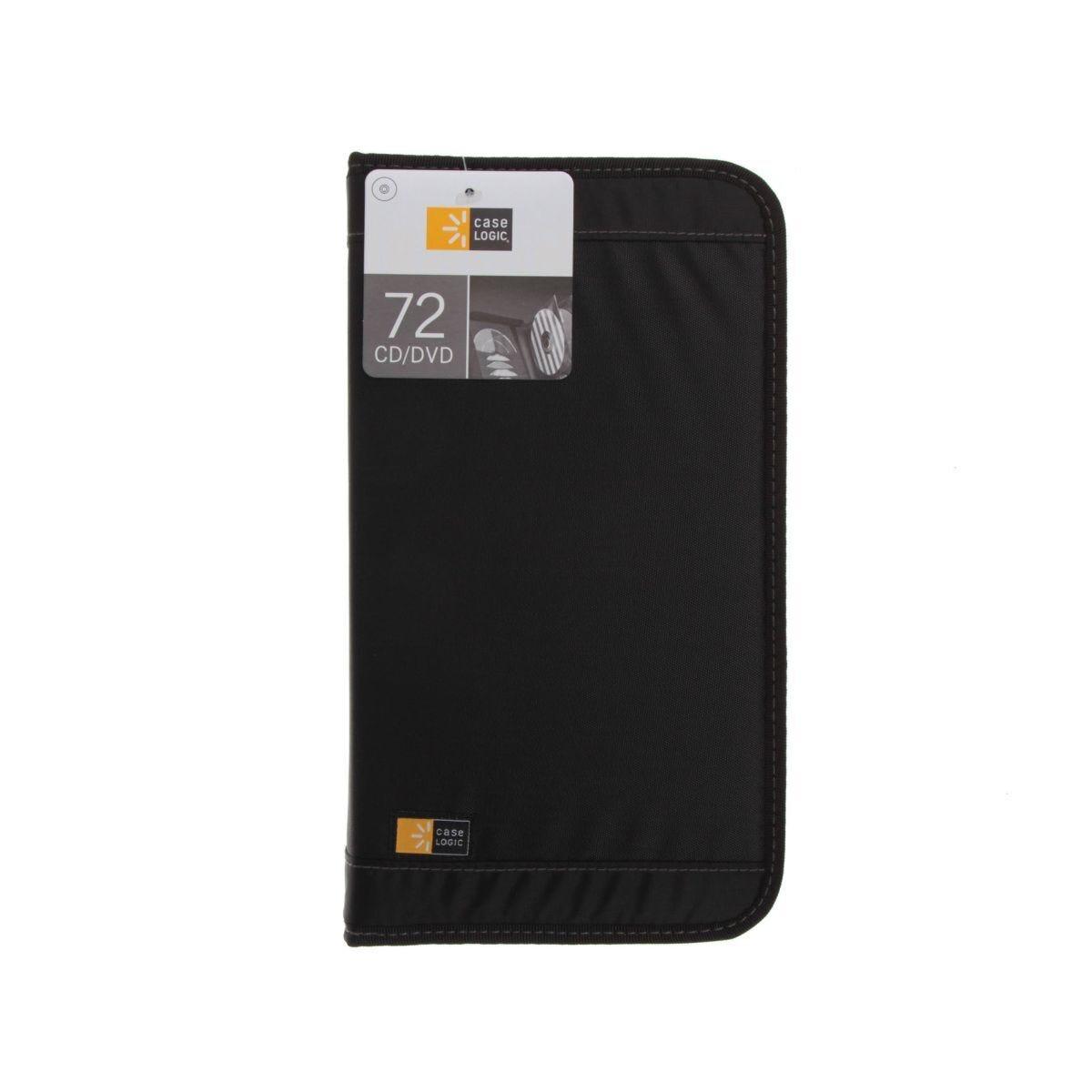 Case logic 72 Capacity CD Wallet