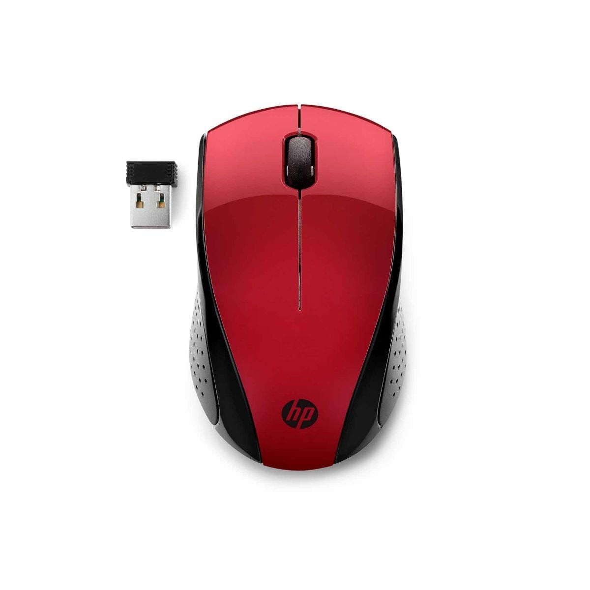 HP 220 Wireless Mouse Red
