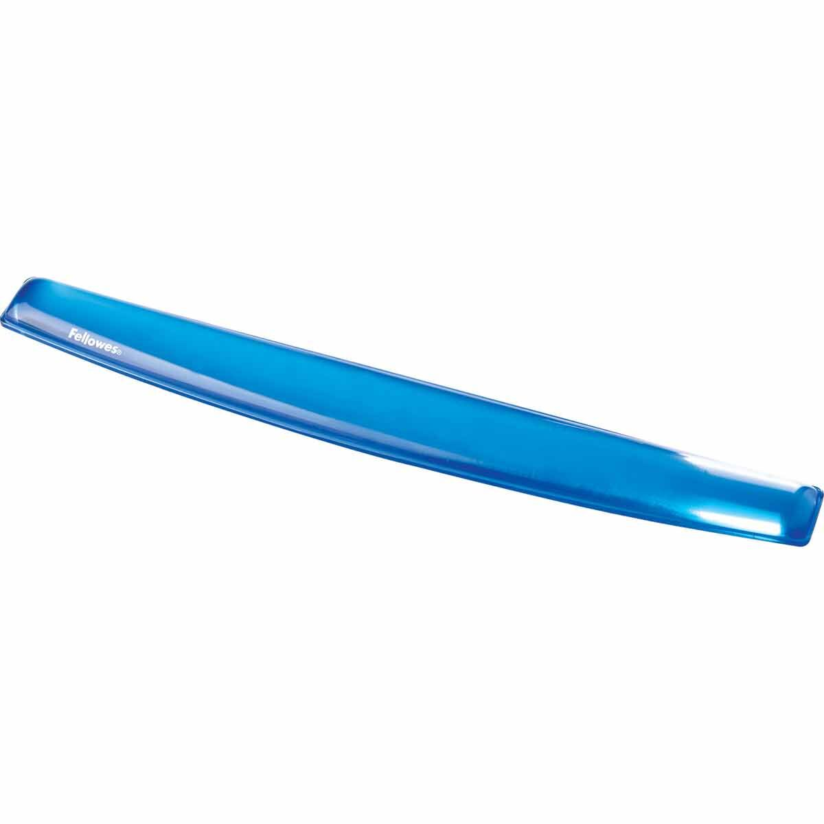 Fellowes Gel Keyboard Wrist Support Blue