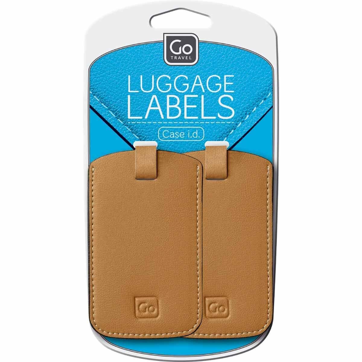 Go Travel Luggage Tags