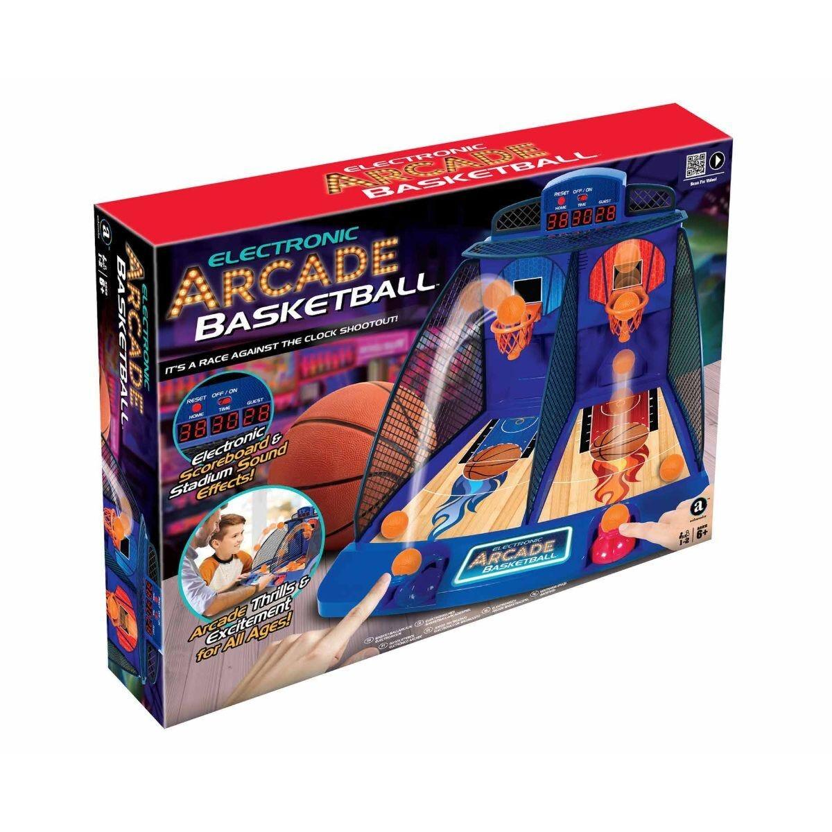 Electronic Arcade Basketball Game