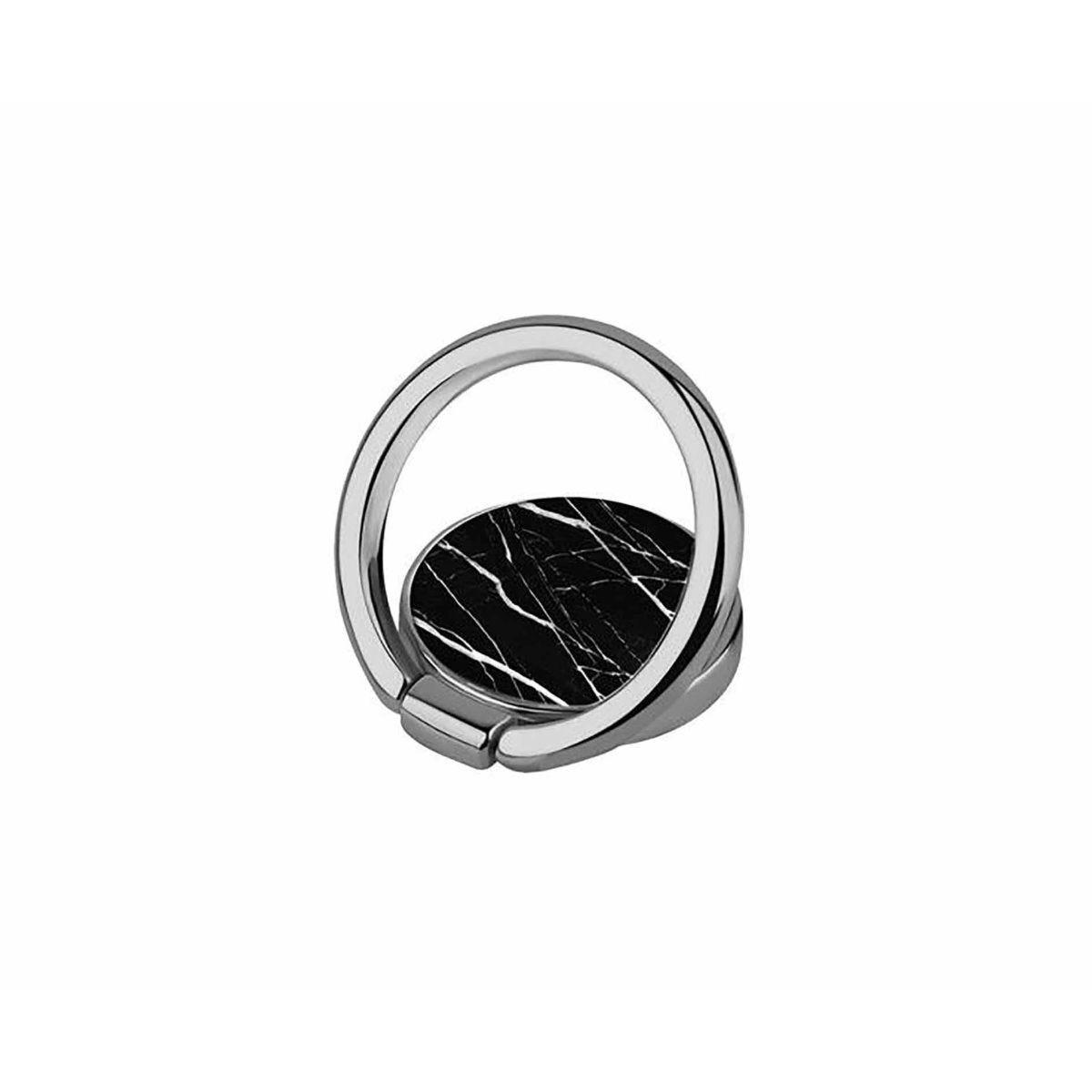 iDecoz Phone Ring Black Marble