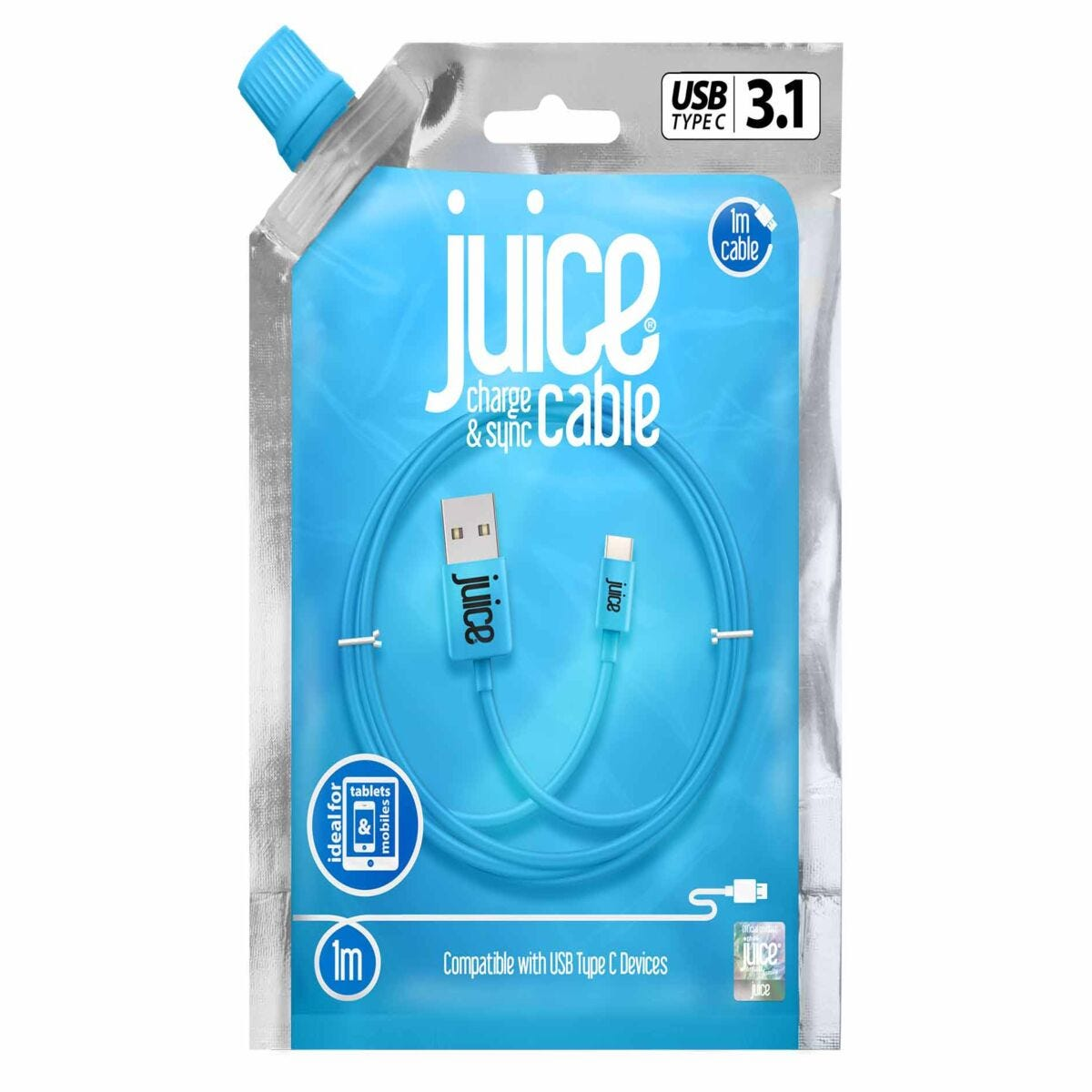 Juice Type C to USB Cable 1m
