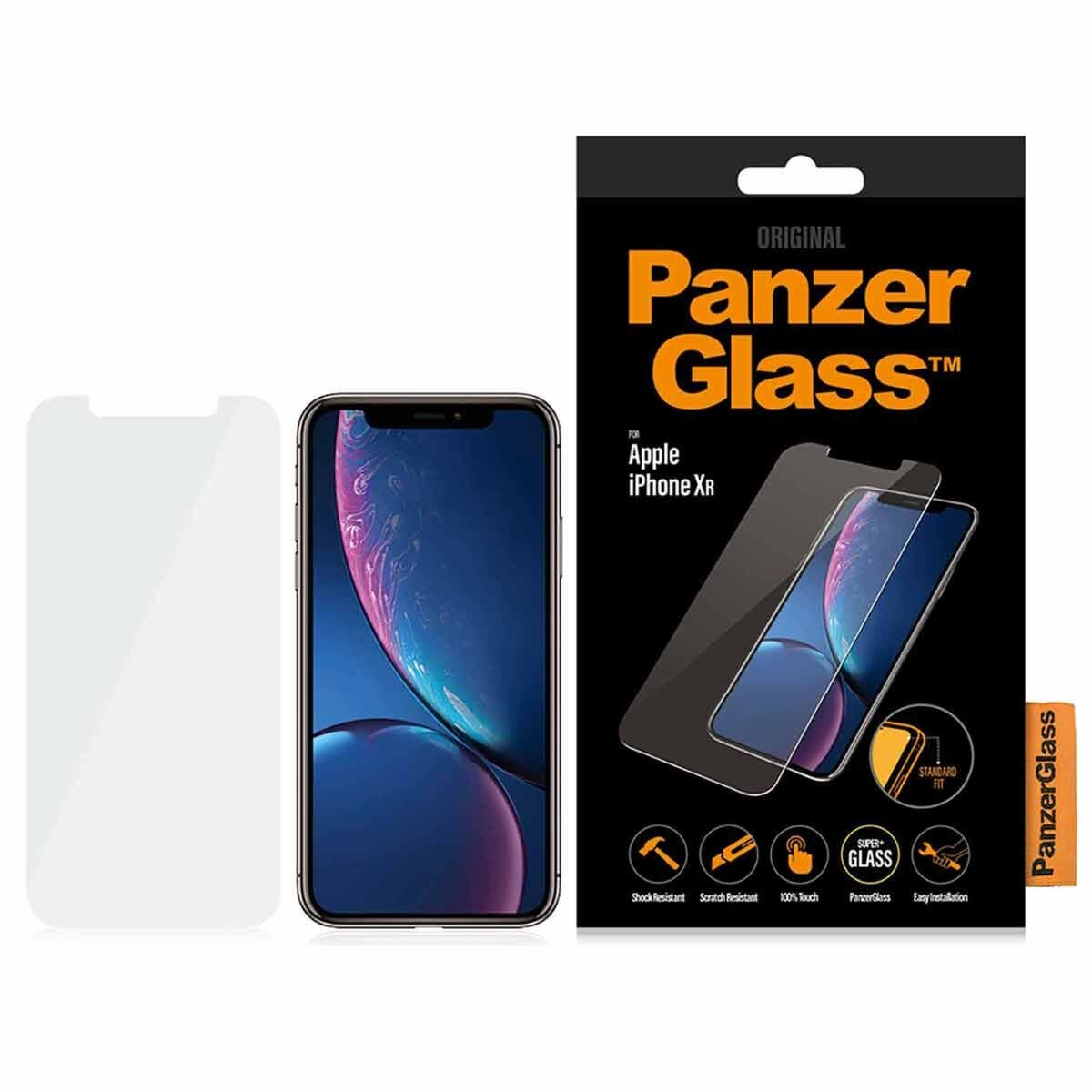 Panzer Glass Screen Protector for iPhone XR