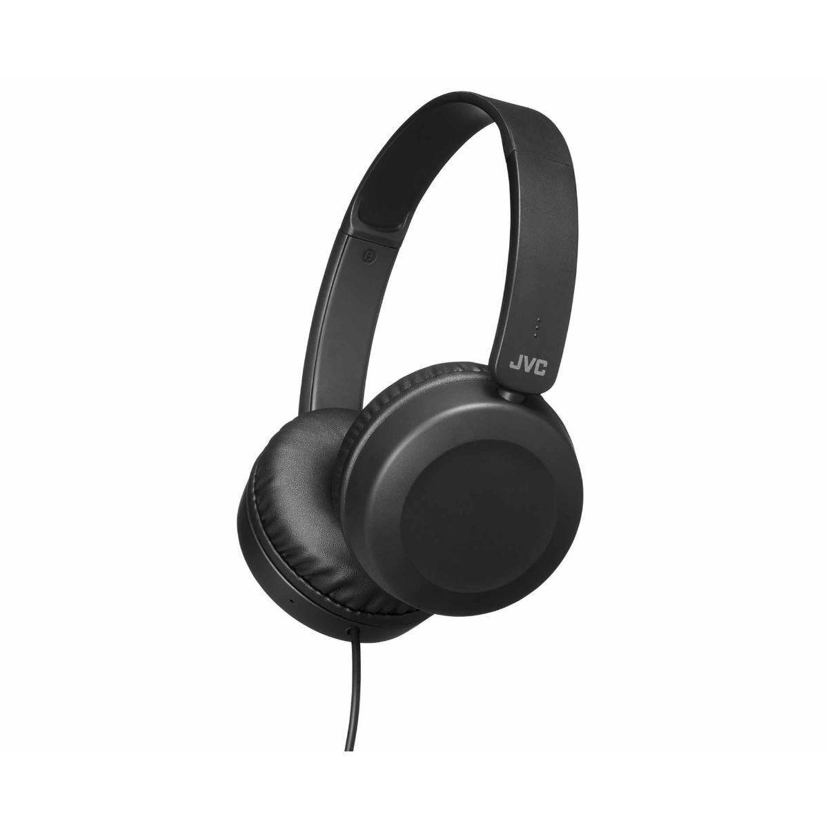 JVC HA-S31M Powerful Sound On-Ear Foldable Headphones