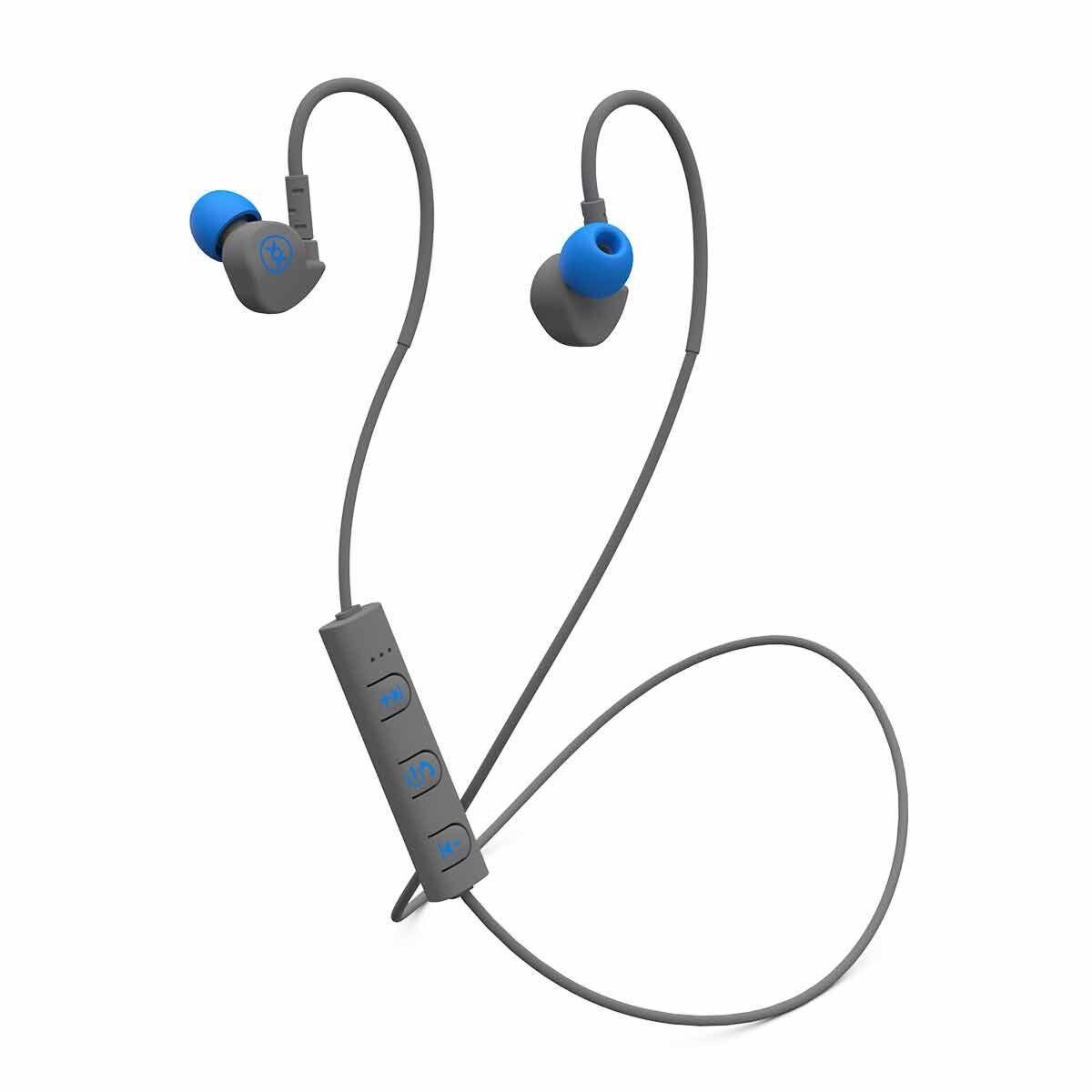 MIXX Audio Memory Fit Wireless Sports Earphones