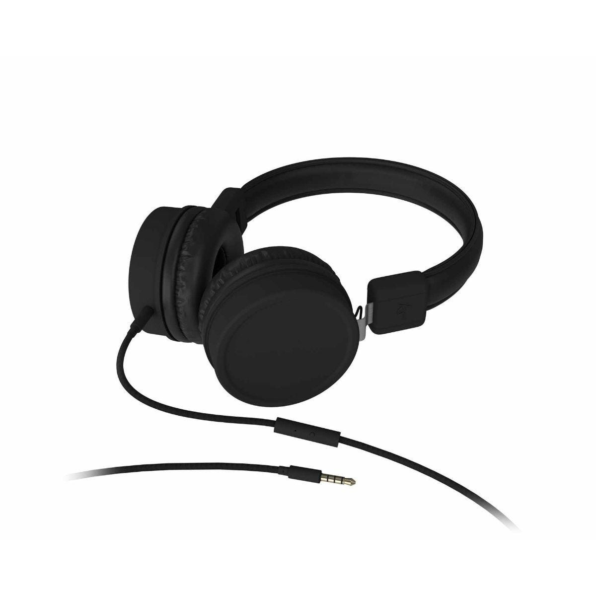 KitSound Brooklyn Wired Over-Ear Headphones