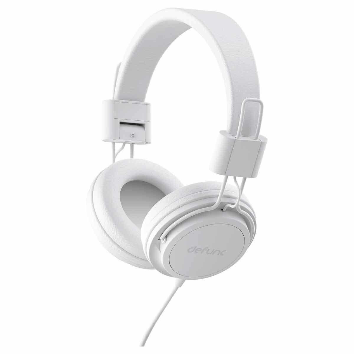 Defunc Basic Headphones White