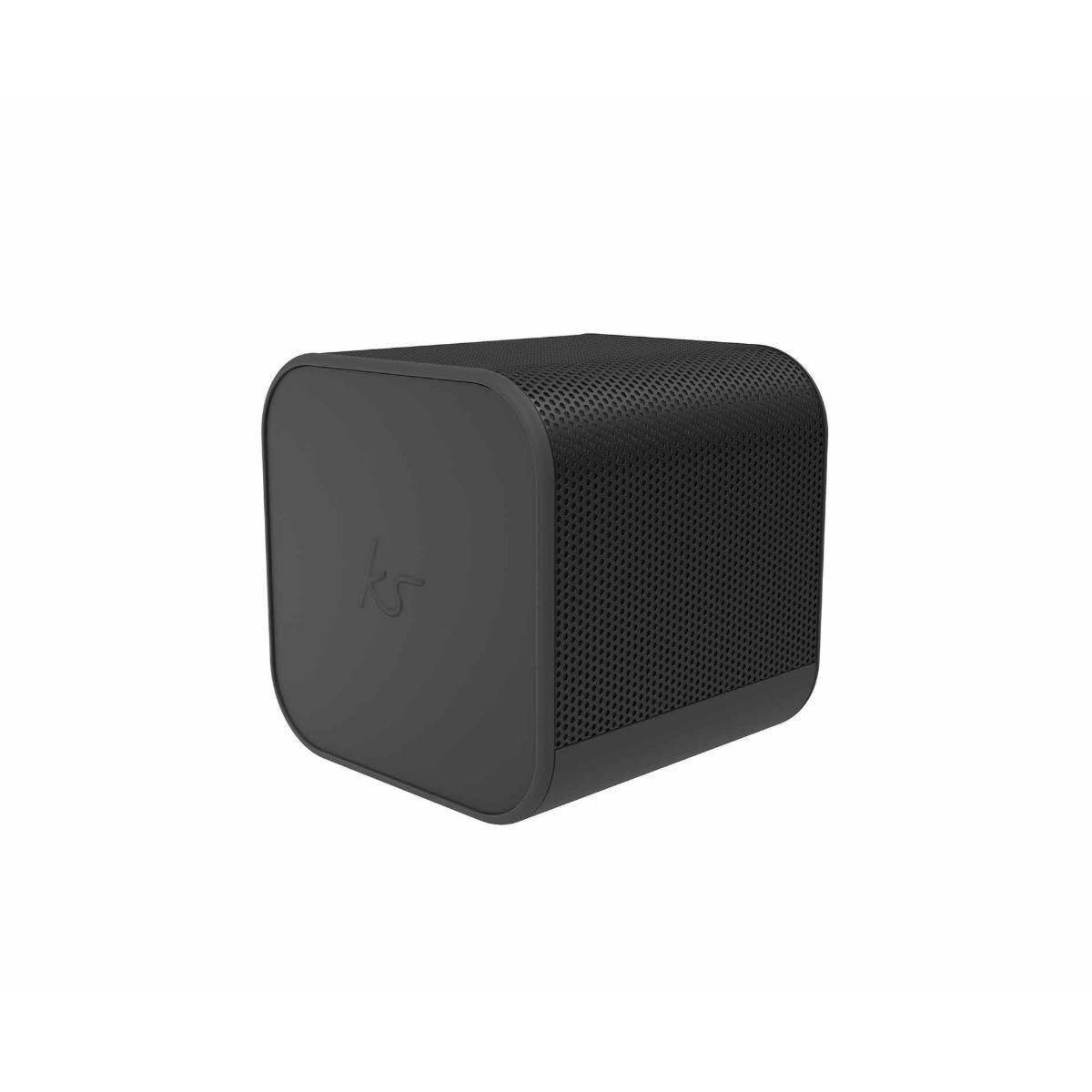 KitSound BoomCube Portable Bluetooth Speaker