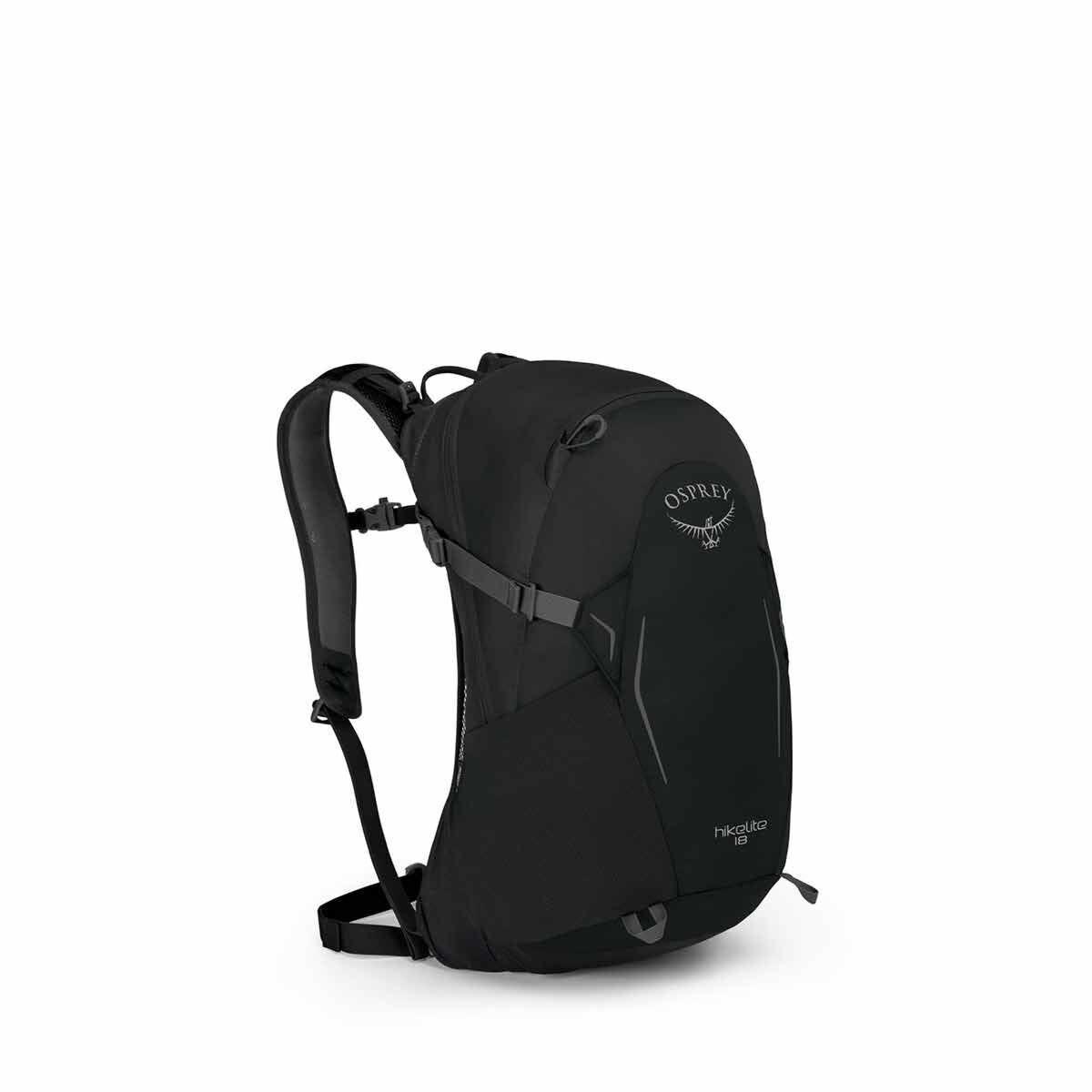Osprey Hikelite 18 Litre Backpack Black