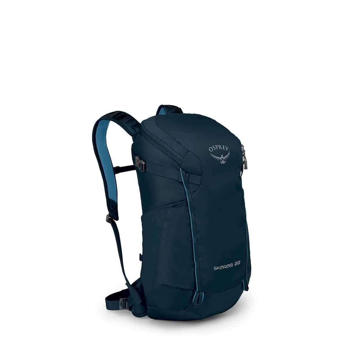 Osprey Skarab 22 Litre Backpack Deep Blue