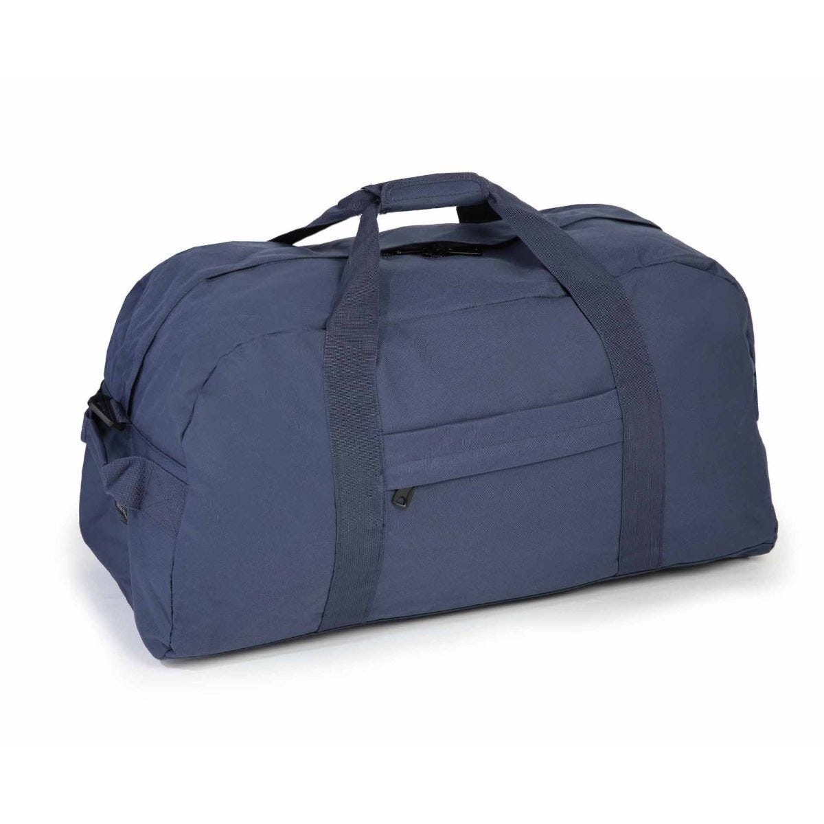 Members by Rock Medium Holdall and Duffle Bag 65cm Navy