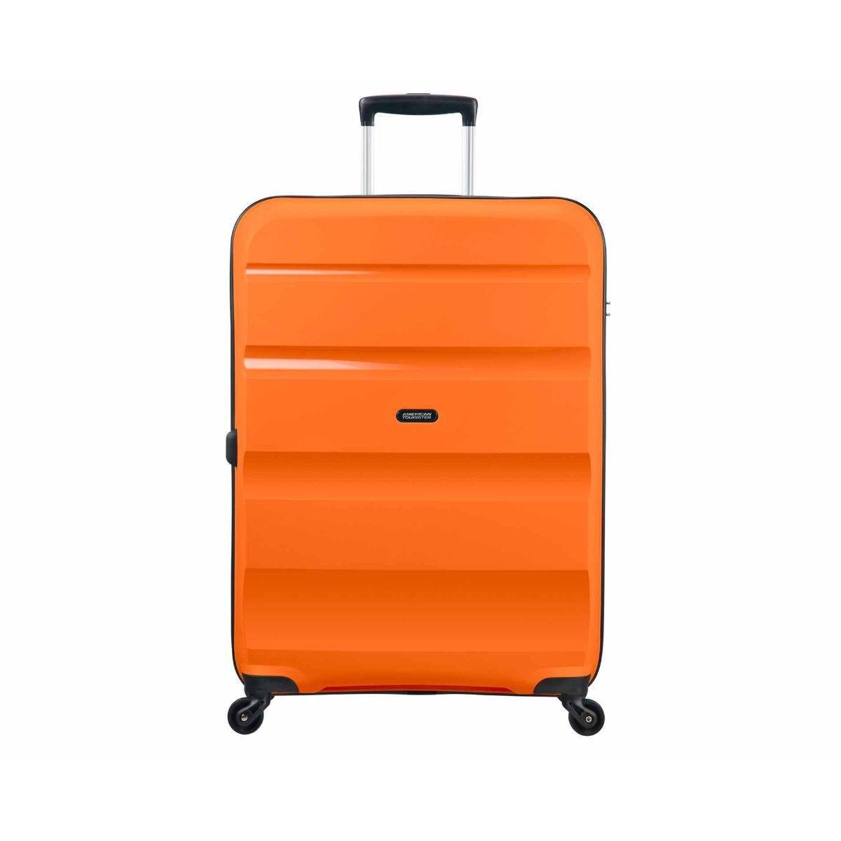 American Tourister Bon Air Cabin Suitcase Tangerine Orange
