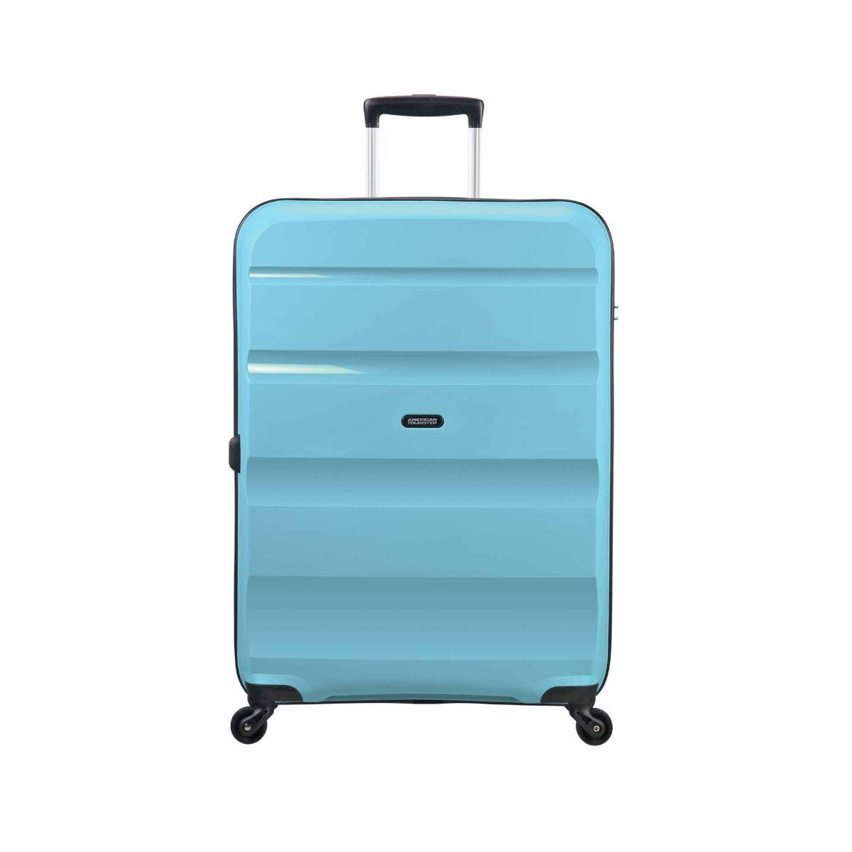 American Tourister Bon Air Cabin Suitcase Blue Topaz