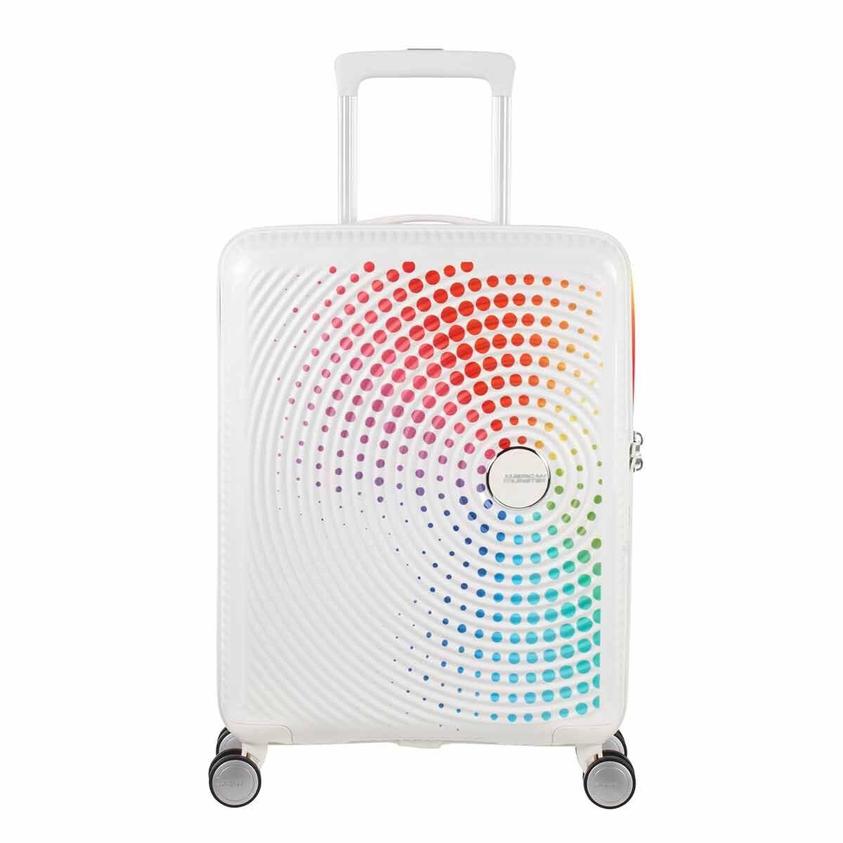 American Tourister Soundbox Cabin Case Spinner Rainbow