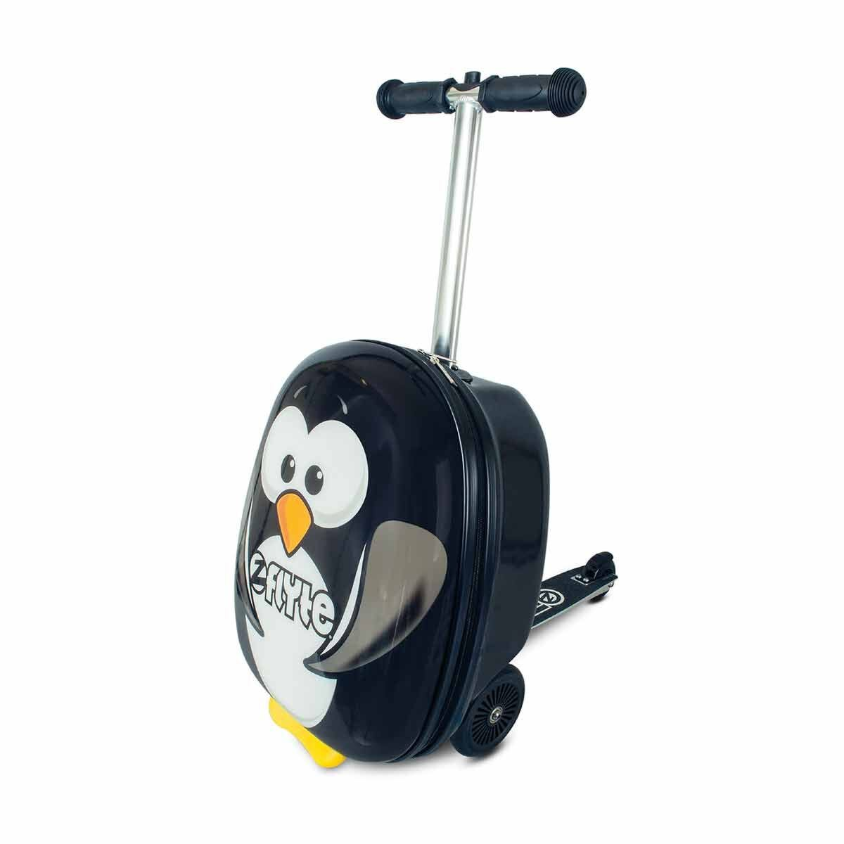Zinc Flyte Percy the Penguin Scooter Case 25L