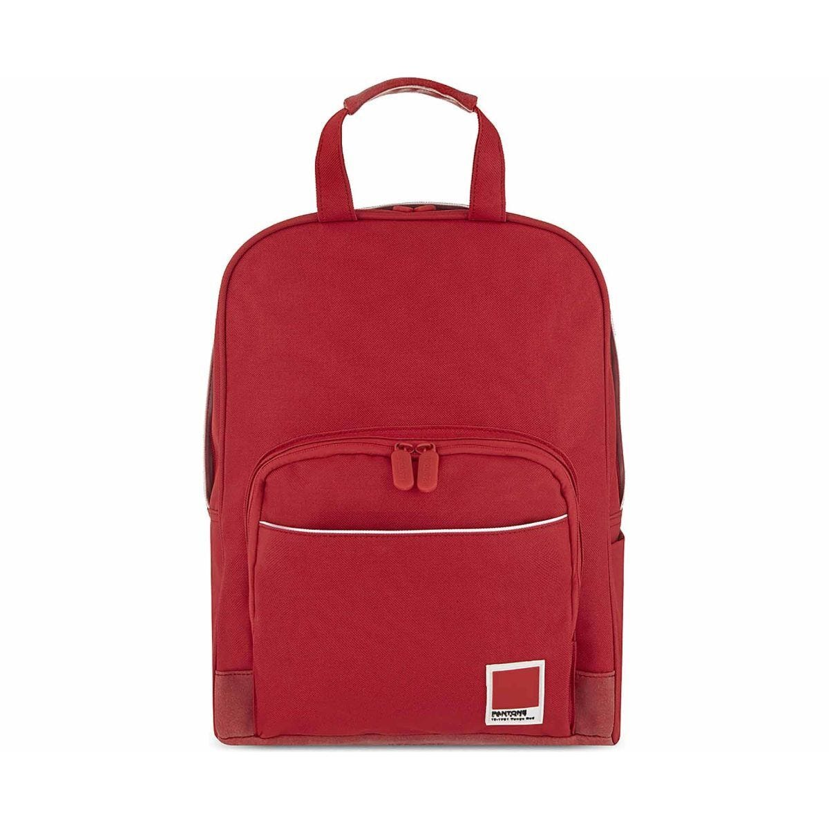 Pantone Laptop Backpack Medium Tango Red