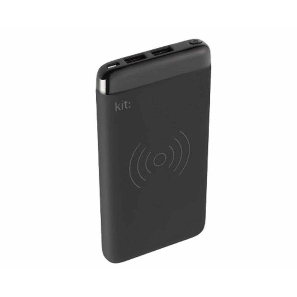 Kit Wireless Power Bank 5000mAh