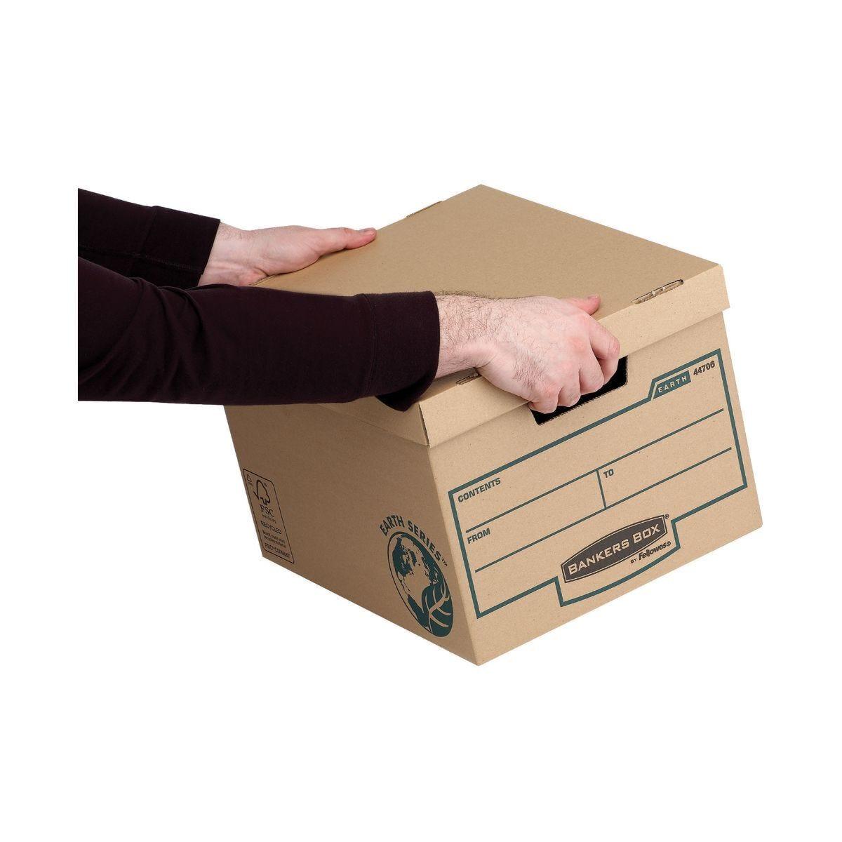 Bankers Box  Earth Series Standard Storage Box