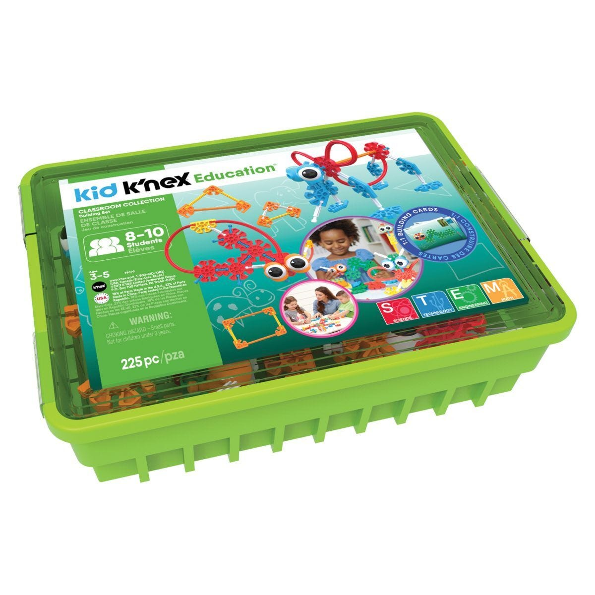 Kid KNEX Classroom Collection 78698