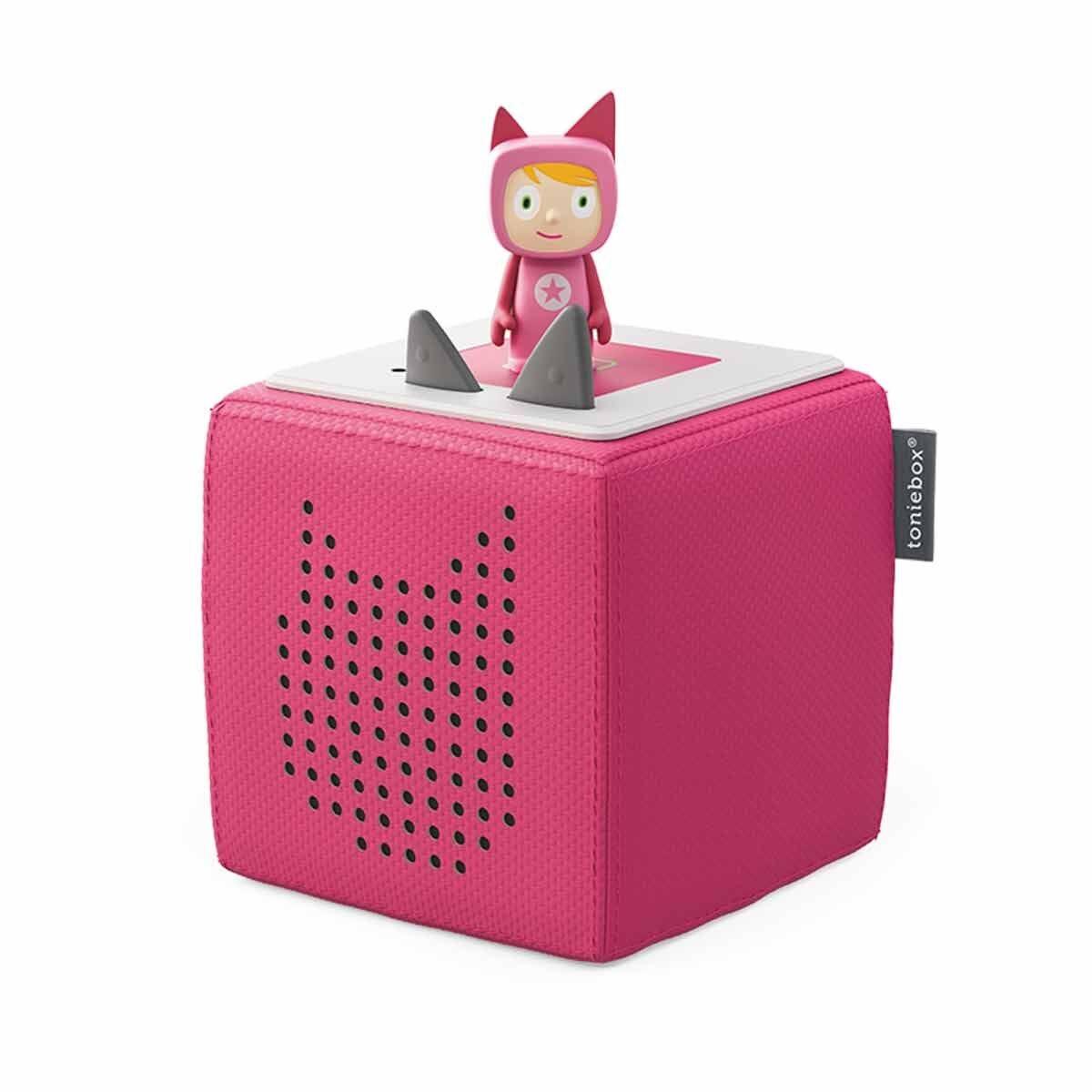 Tonies Box Starter Set Pink