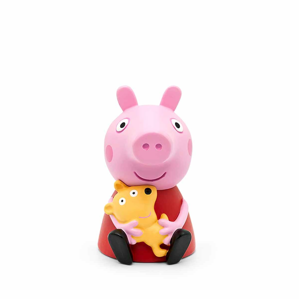 On the Road with Peppa Pig Tonies Content