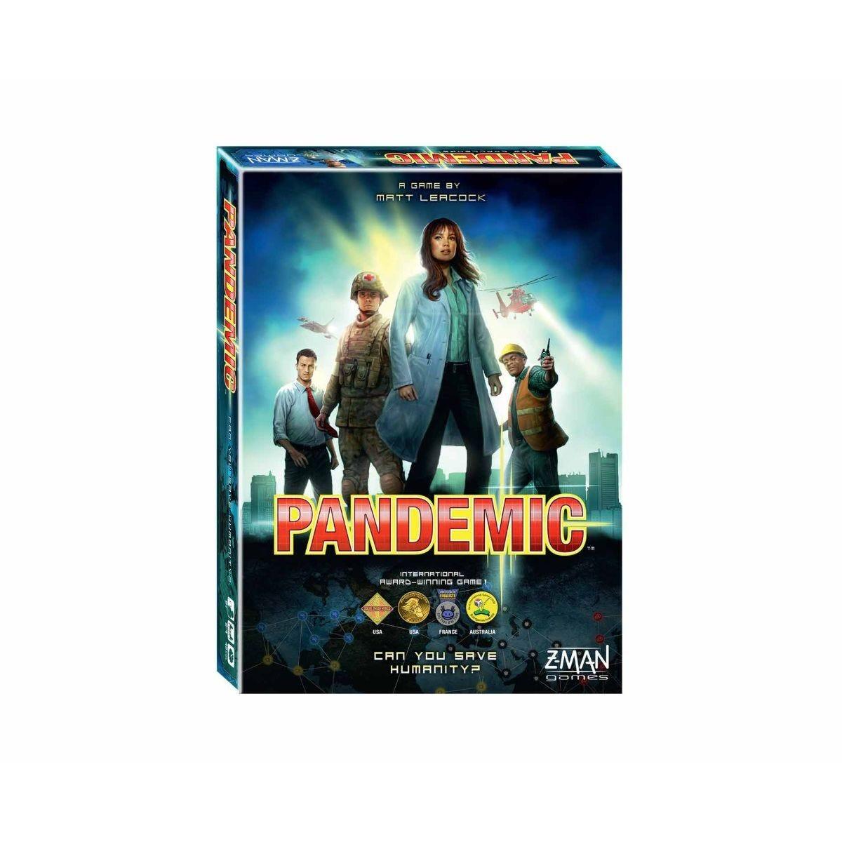 Pandemic Strategic Board Game