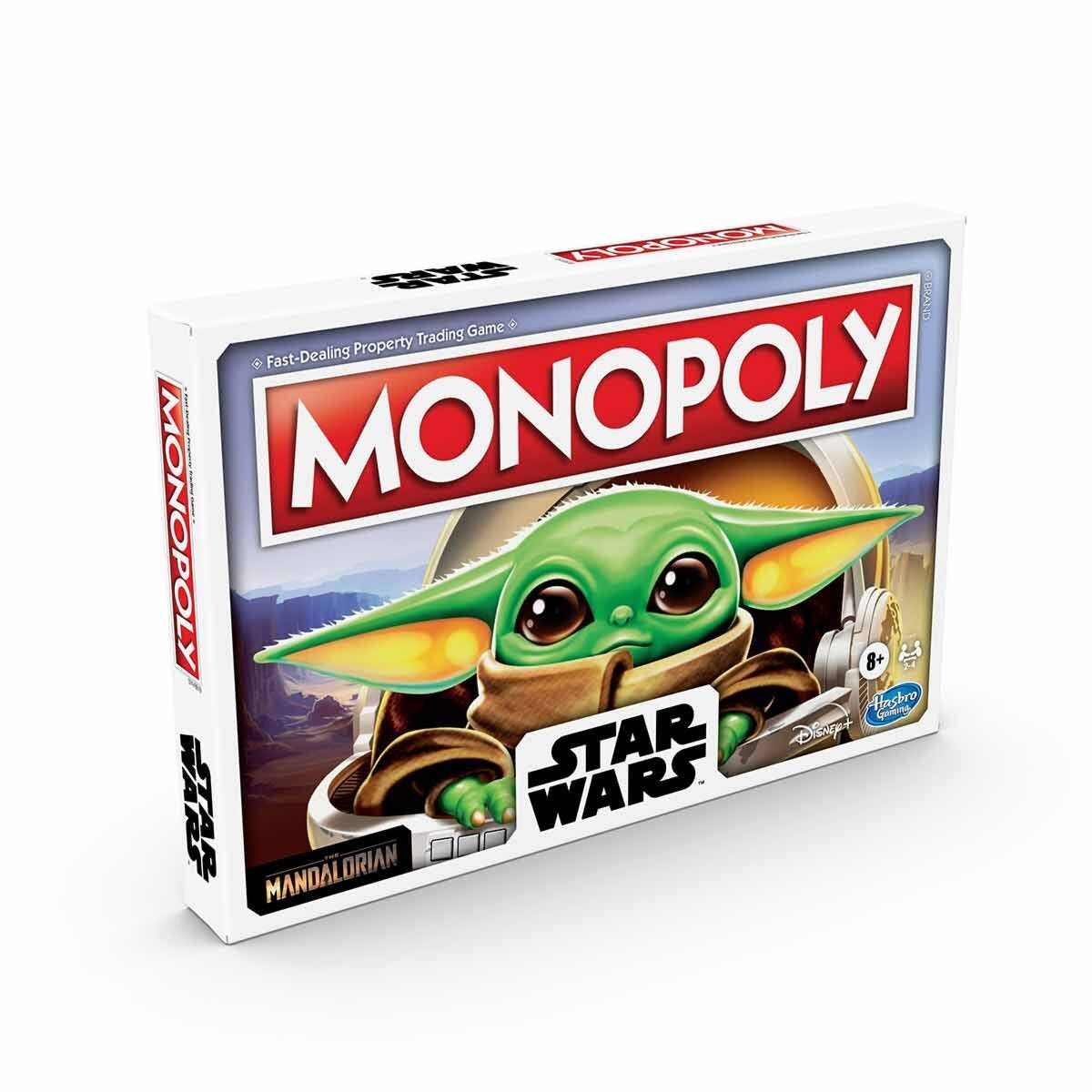 Monopoly Star Wars The Child Edition