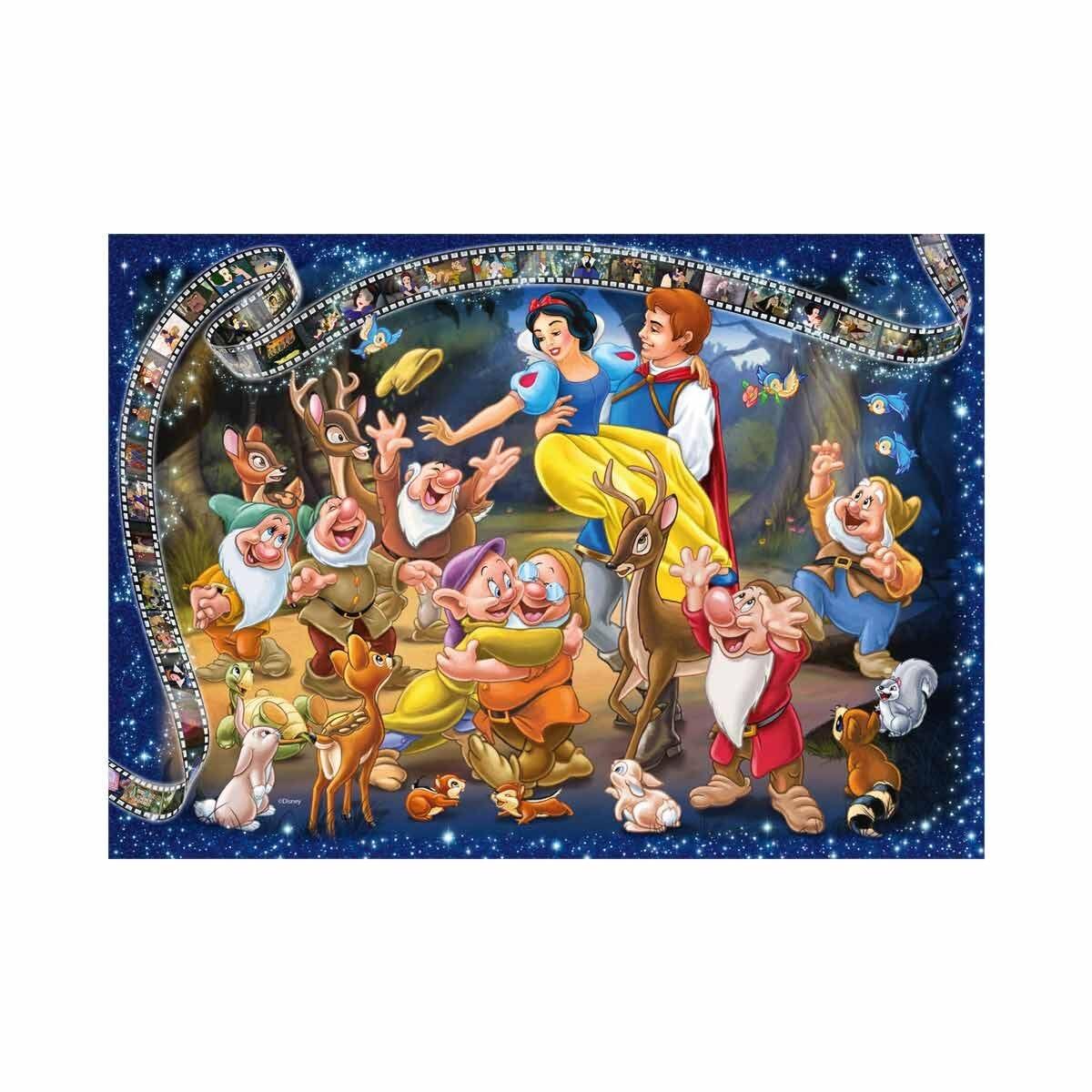 Ravensburger Disney Collectors Edition Snow White 1000 Piece Jigsaw Puzzle