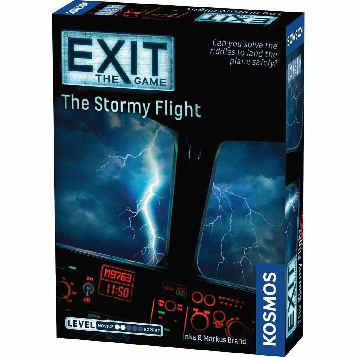 Exit Game The Stormy Flight