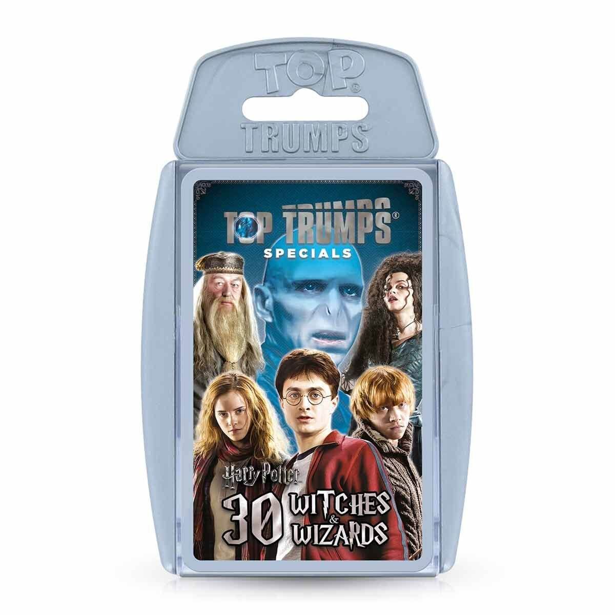 Top Trumps Harry Potter Greatest Witches and Wizards