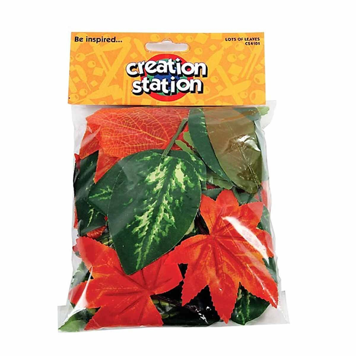 Creation Station Lots of Leaves Pack
