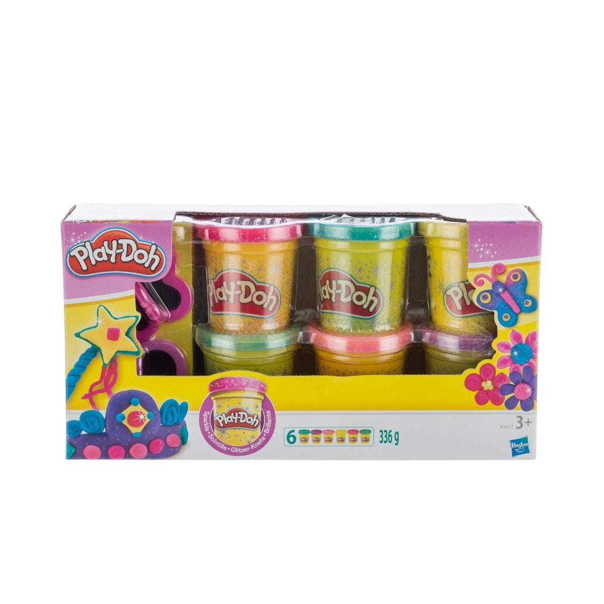 Play Doh Sparkle Pack